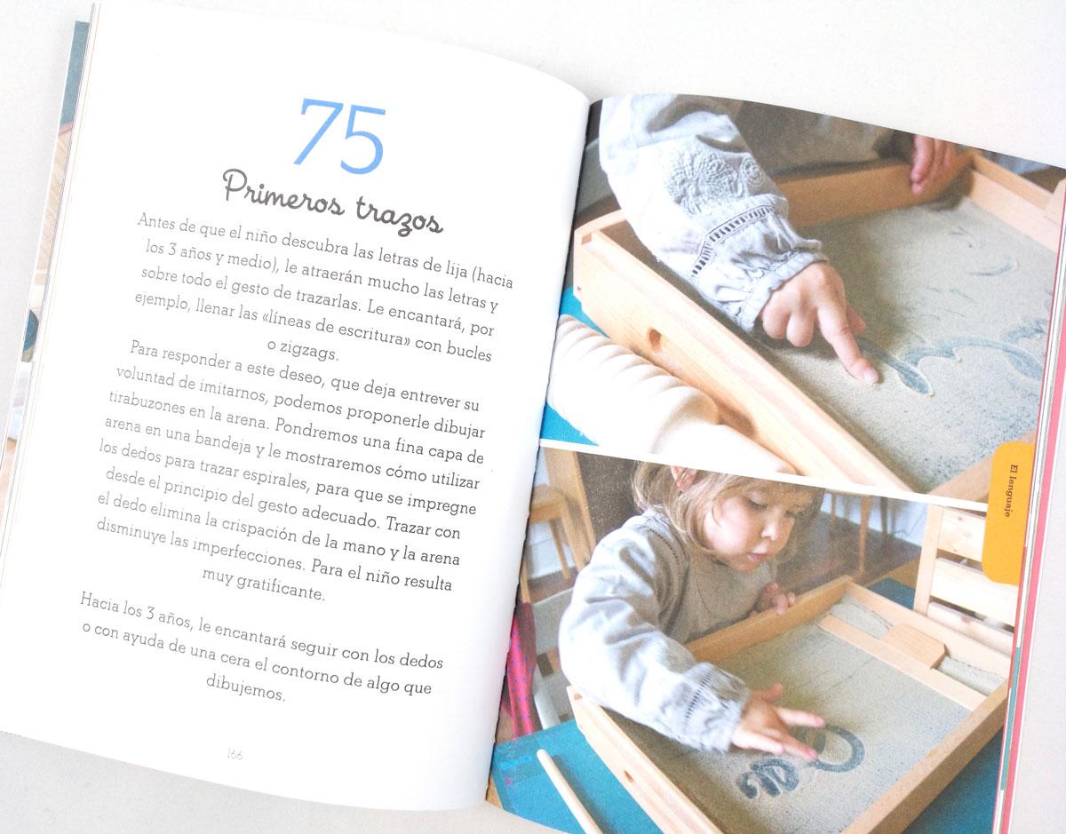 Libro 100 Actividades Montessori