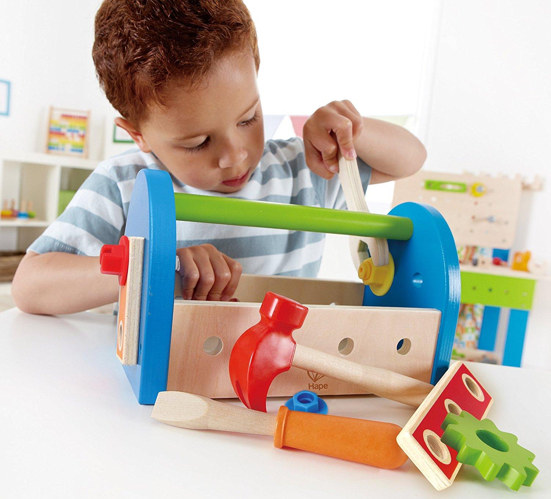 Juego Maletín de Herramientas método Montessori