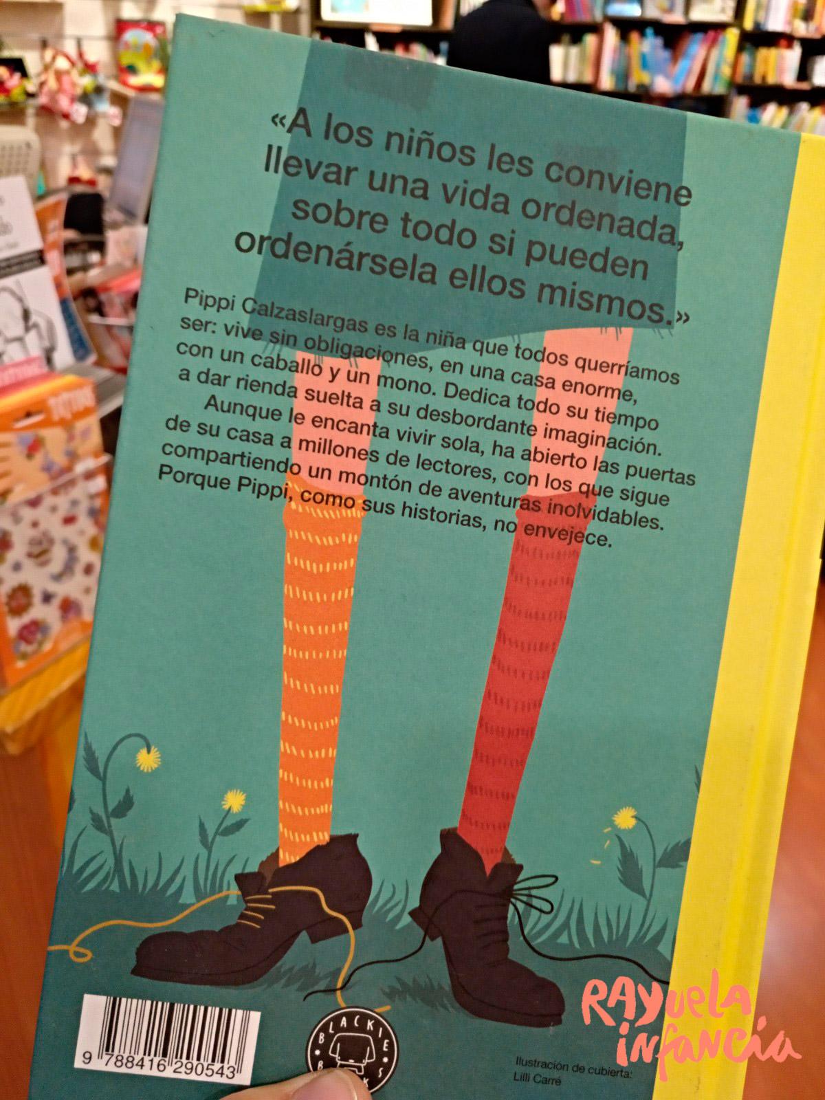 Dejar a Pippi en libertad, libros para la igualdad