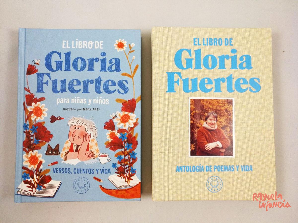 GLORIA FUERTES BLACKIE BOOKS