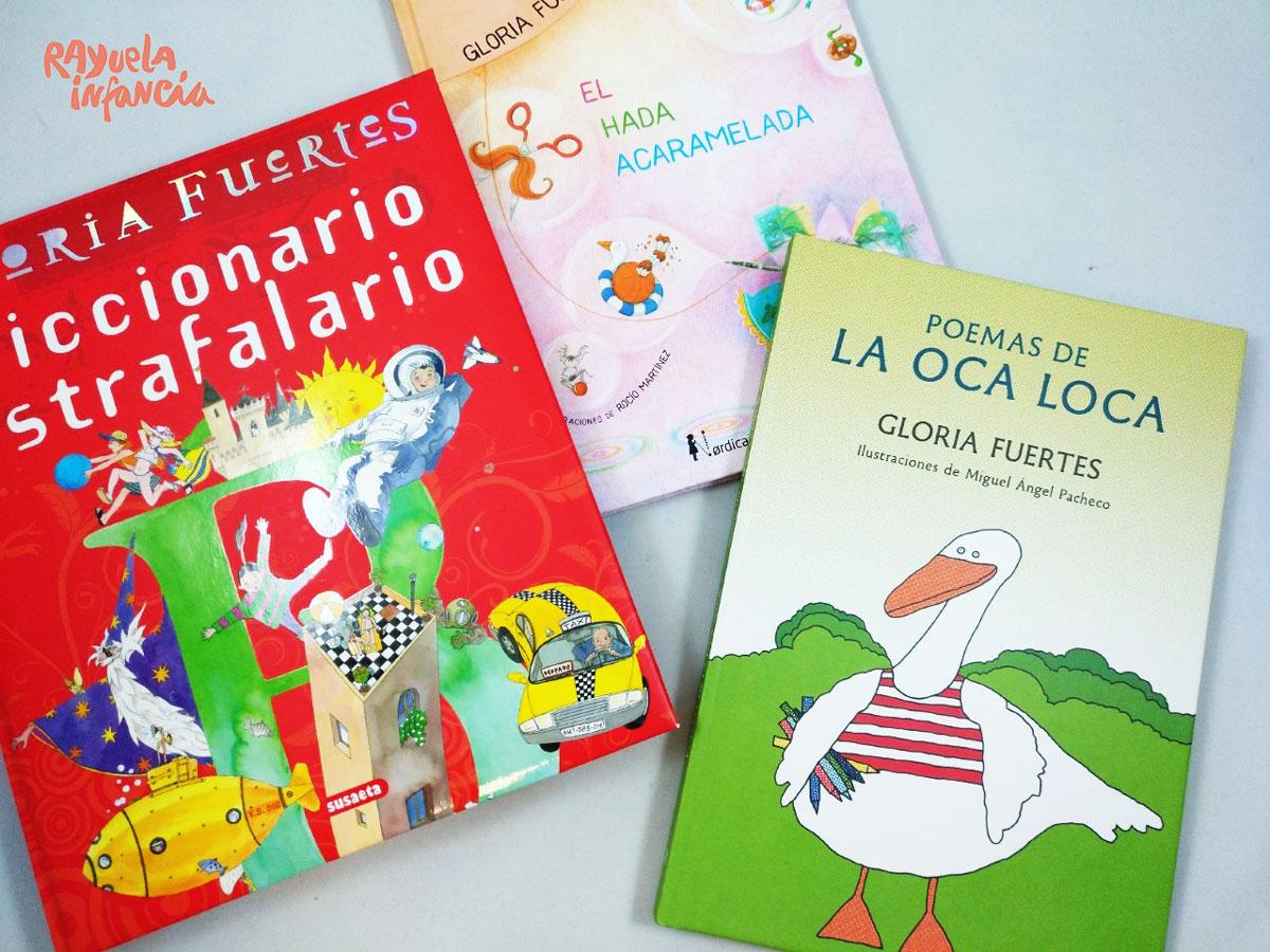 LIBROS DE GLORIA FUERTES PARA NINOS