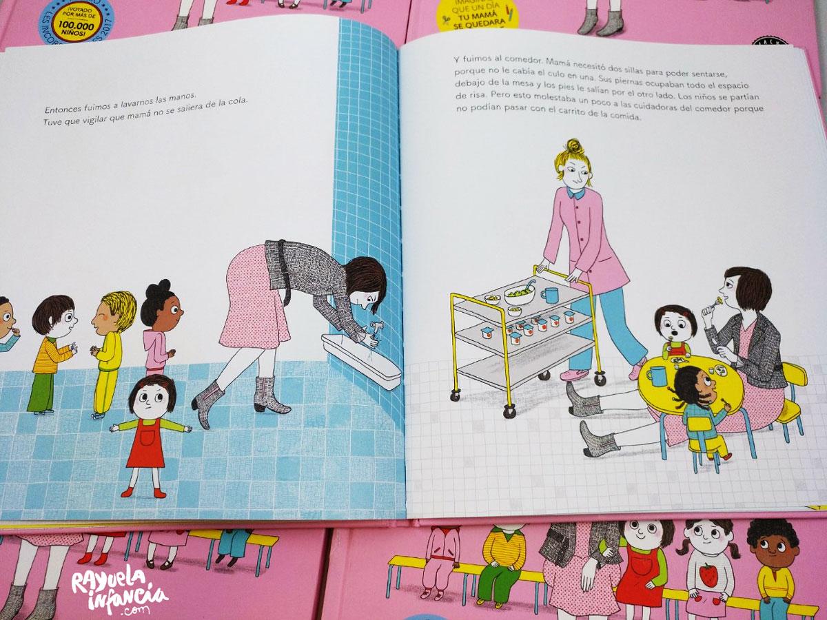LIBROS INFANTILES SOBRE LA VUELTA AL COLE