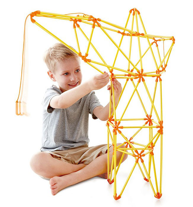 REGALOS ESPECIALES PARA NINOS DE 3 A 6 ANOS Construccion Flexible Grua Hape