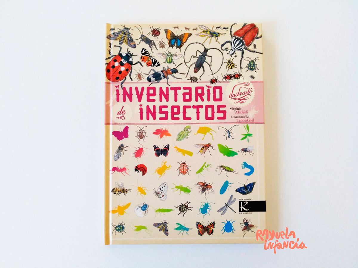 INVENTARIO ILUSTRADO DE INSECTOS DE KALANDRAKA