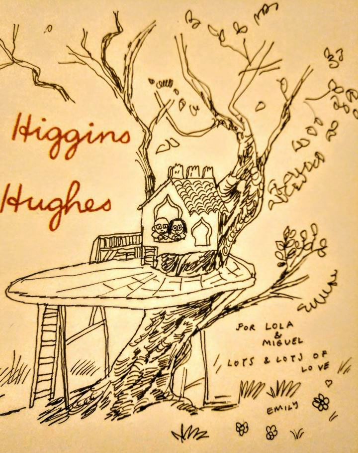 EMILY HUGHES EN RAYUELAINFANCIA