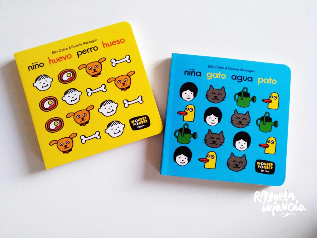 Libros para bebés Filosofía Visual