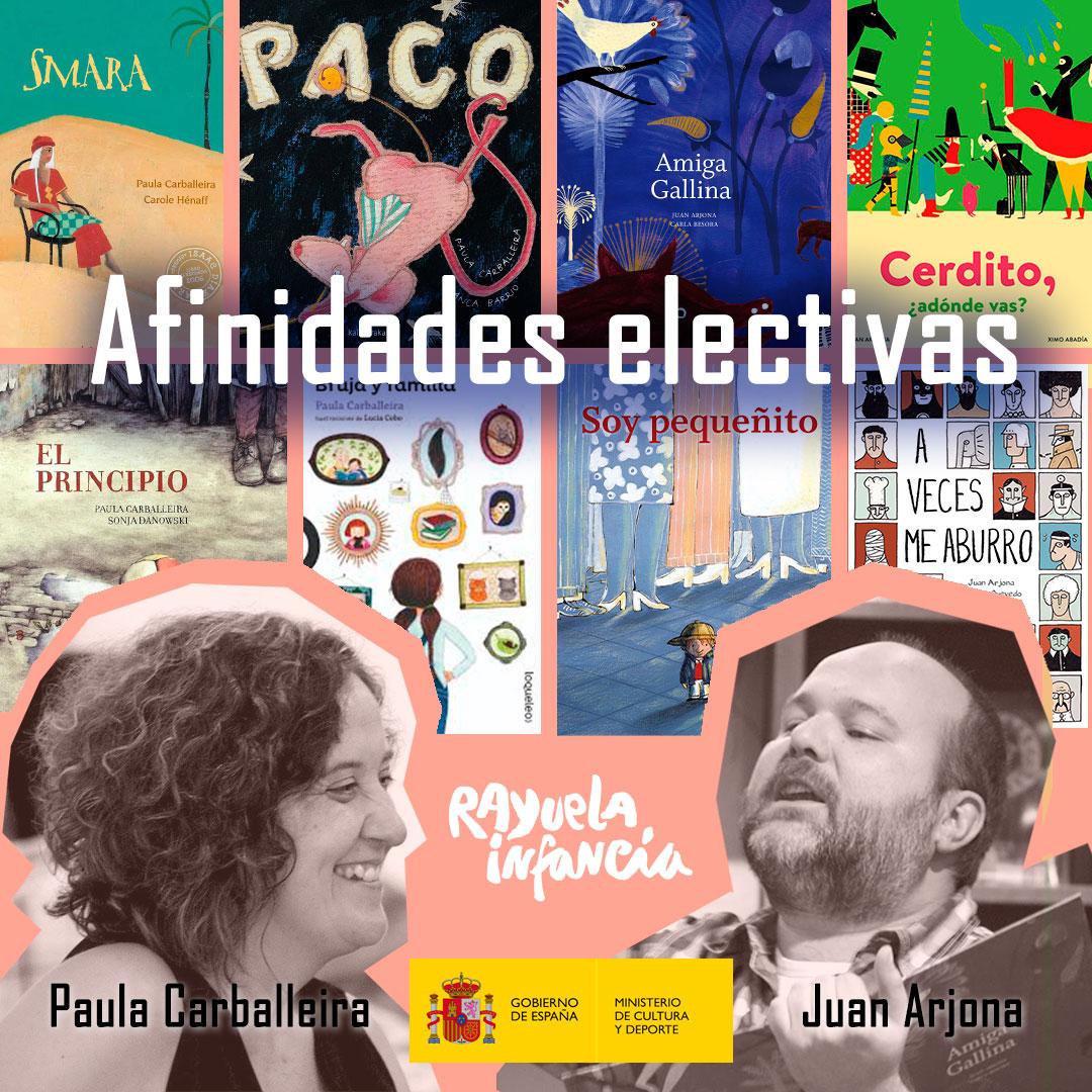 Afinidades Electivas en Rayuela