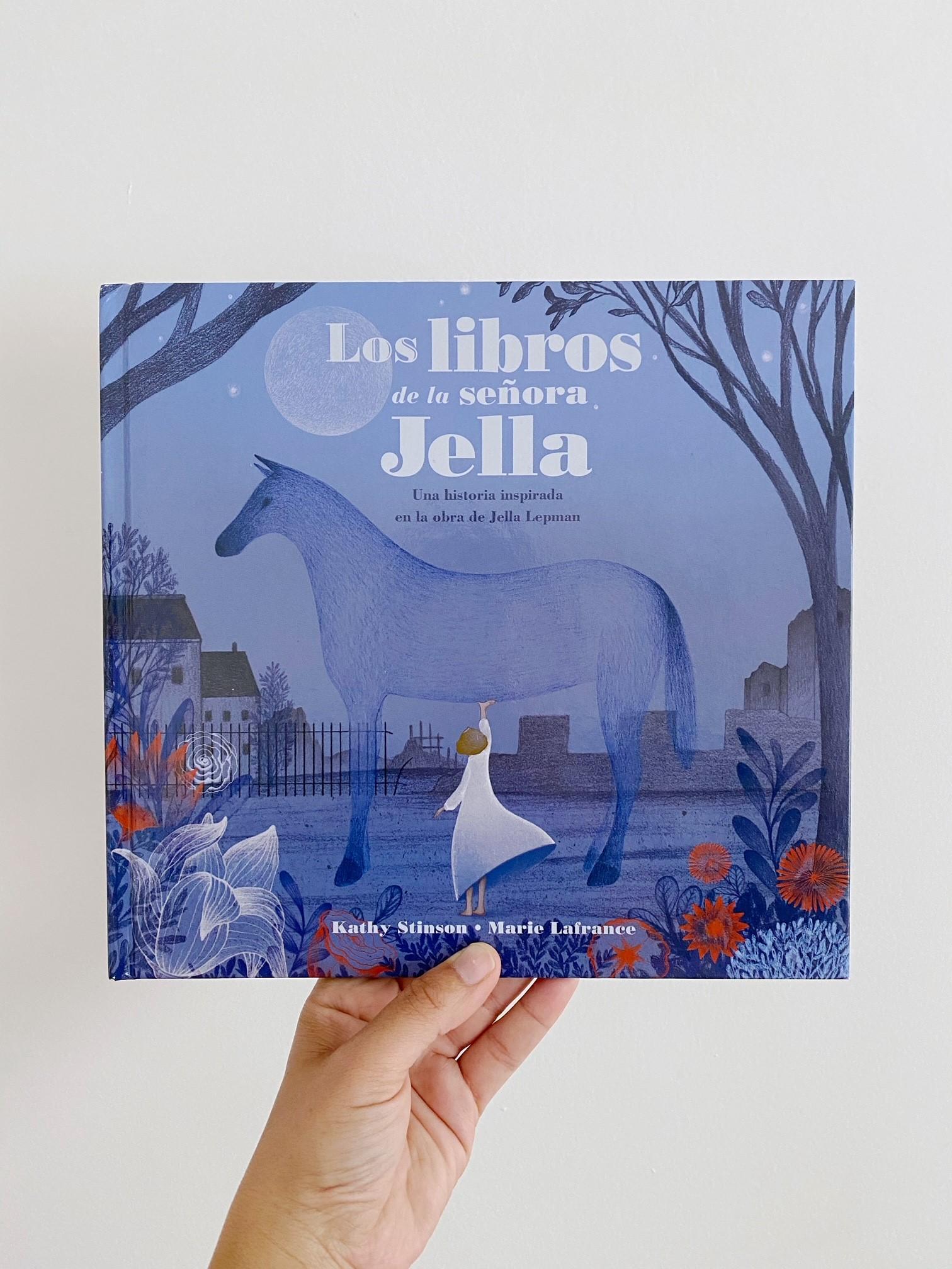 LOS LIBROS DE LA SENORA JELLA