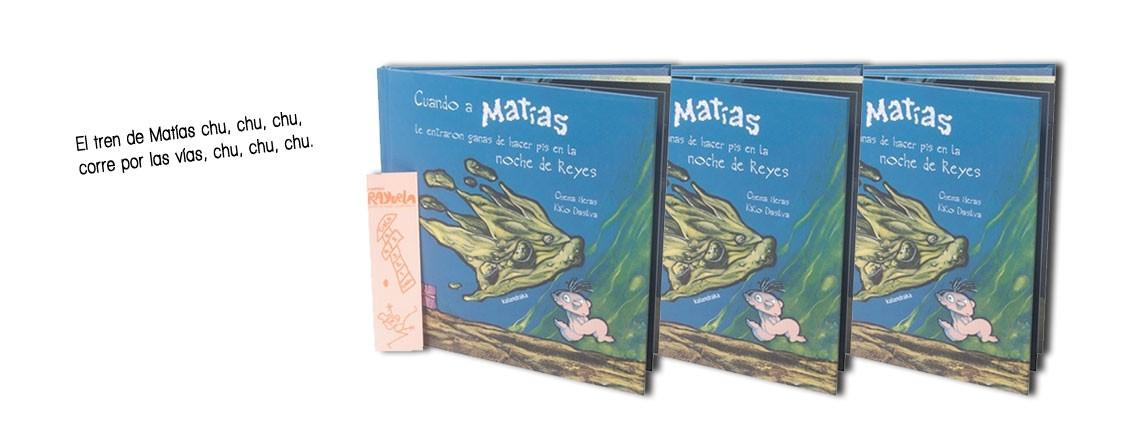 Descubre la historia de Matías