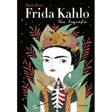 frida kahlo una biografia de maria hesse lumen