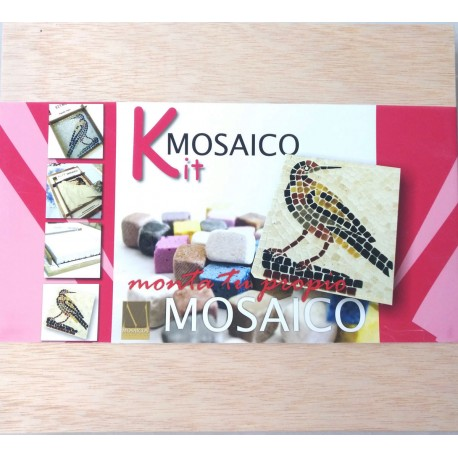 KIT MOSAICO PAJARO Mosaicos Casariche