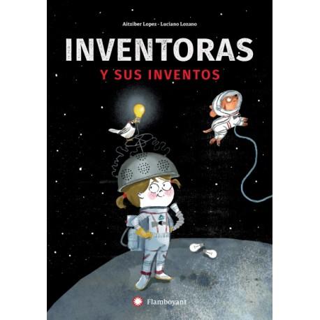 INVENTORAS Y SUS INVENTOS Flamboyant Portada Libro