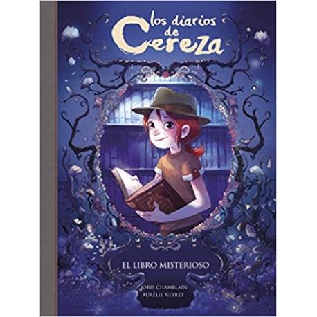 EL LIBRO MISTERIOSO Los Diarios de Cereza Alfaguara Portada Libro