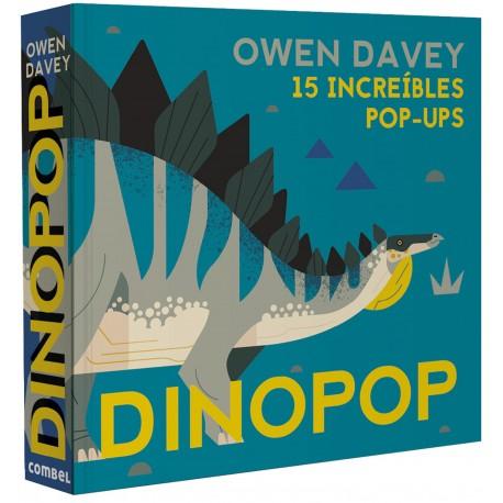 DINOPOP LIBRO CON POP UPS