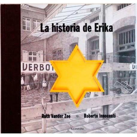 LA HISTORIA DE ERIKA Album Ilustrado Kalandraka Portada Libro