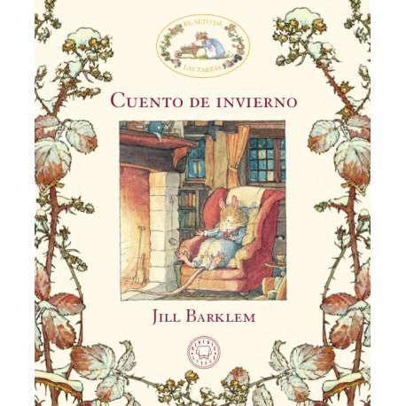 CUENTO DE INVIERNO El Seto de Las Zarzas Blackie Books