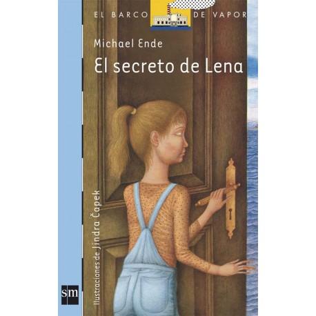 EL SECRETO DE LENA Michael Ende SM Portada Libro