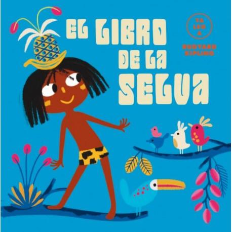 EL LIBRO DE LA SELVA YA LEO A RUDYARD KIPLING ALMA EDITORIAL