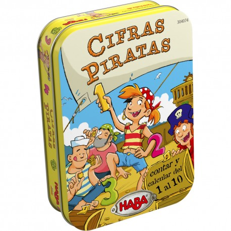 CIFRAS PIRATAS Haba 2