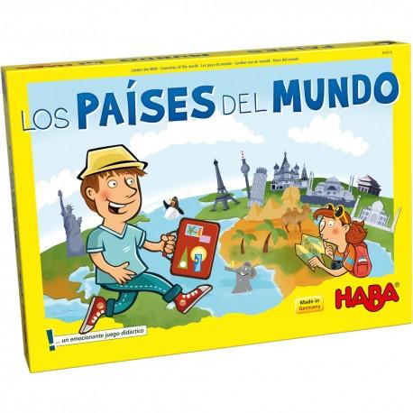 LOS PAISES DEL MUNDO Haba