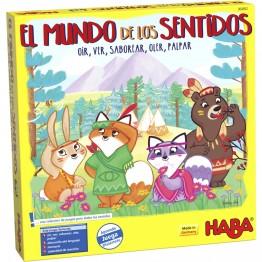 EL MUNDO DE LOS SENTIDOS