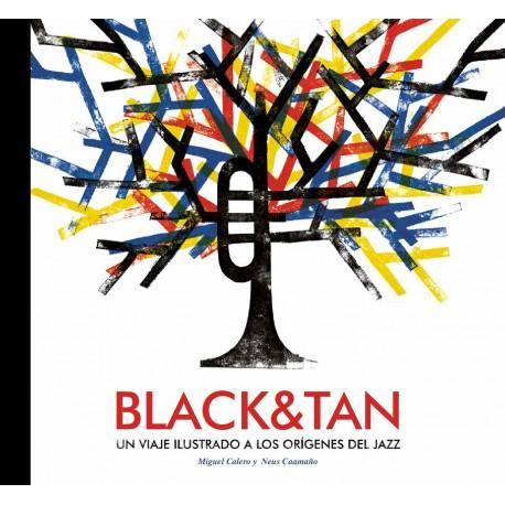 BLACK & TAN Avenauta Portada Libro