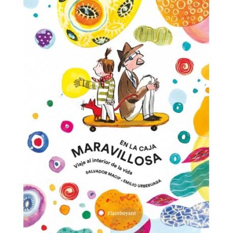 EN LA CAJA MARAVILLOSA Flamboyant Portada Libro