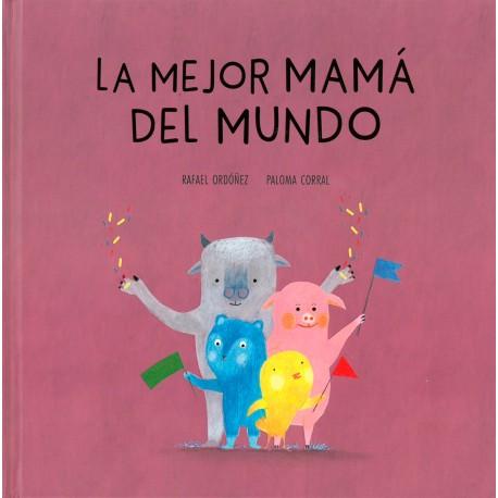 LA MEJOR MAMA DEL MUNDO Nubeocho