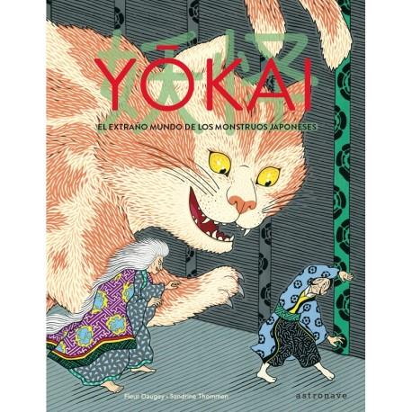YOKAI Astronave Portada Libro