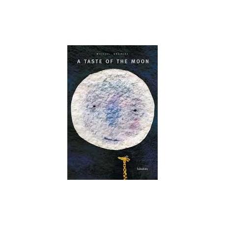 A TASTE OF THE MOON Kalandraka Portada Libro