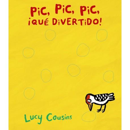 PIC PIC PIC QUE DIVERTIDO Portada Libro