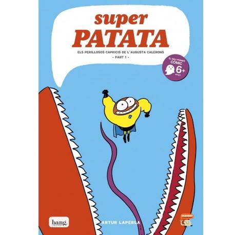 SUPERPATATA 8 Bang Ediciones