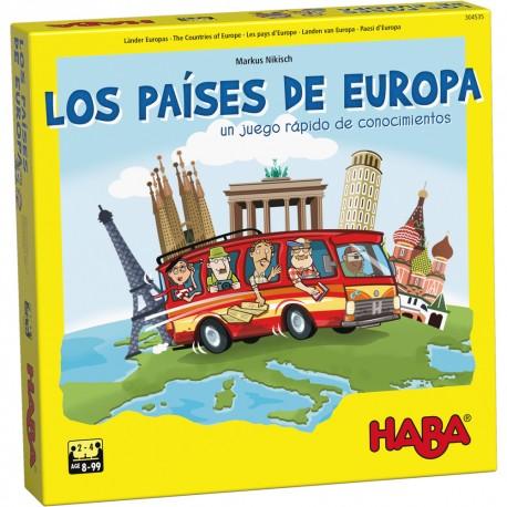 LOS PAISES DE EUROPA Haba