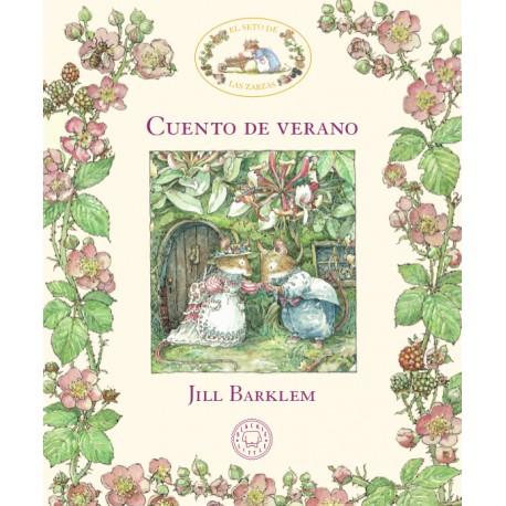 CUENTO DE VERANO EL SETO DE LAS ZARZAS Blackie Books Portada Libro