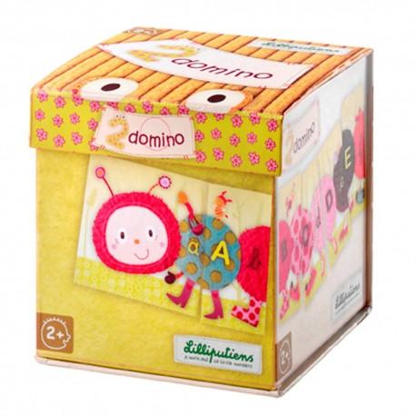 Domino Juliette detalle 4