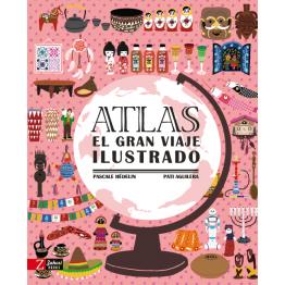 ATLAS: EL GRAN VIAJE ILUSTRADO