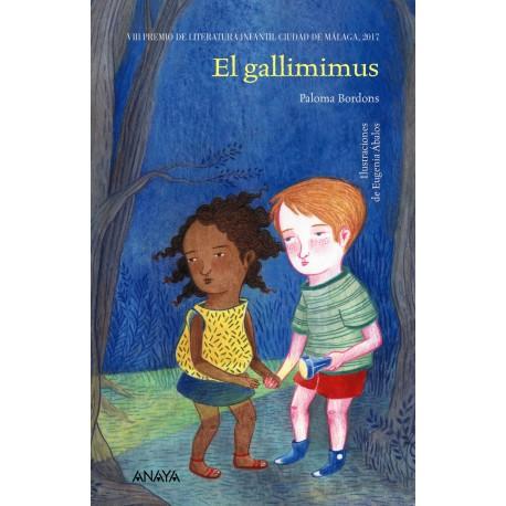 EL GALLIMIMUS Anaya Primeros Lectores