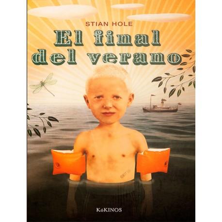 EL FINAL DEL VERANO Kokinos Portada Libro