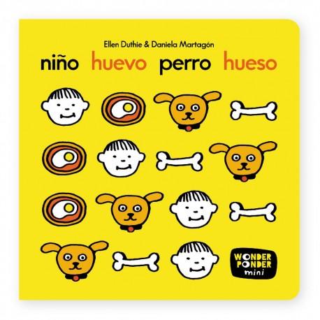 NINO HUEVO PERRO HUESO Mini Wonder Ponder
