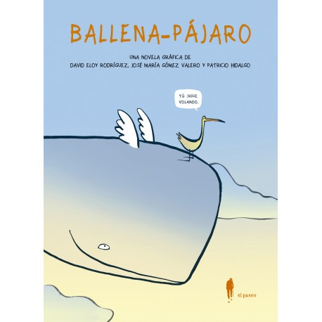 BALLENA PAJARO El paseo Comic