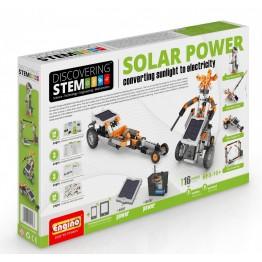 DESCUBRE LA ENERGÍA SOLAR
