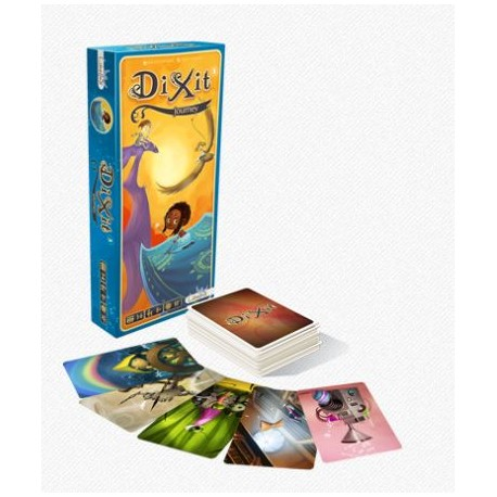 EXPANSION DIXIT JOURNEY