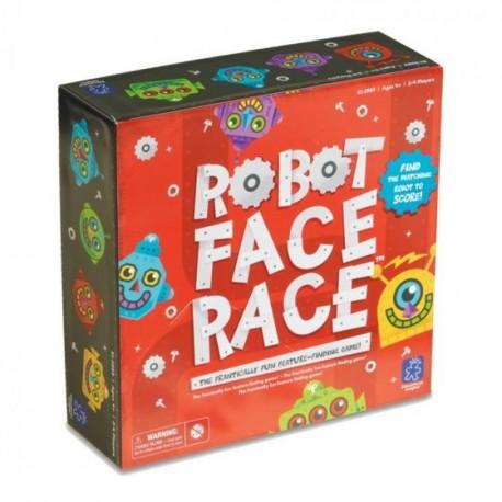 ROBOT FACE RACE Educational Insights Juego de mesa