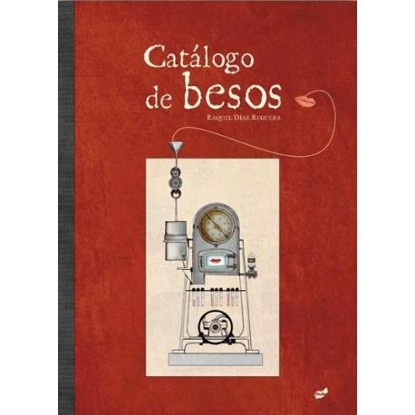 CATALOGO DE BESOS LIBRO