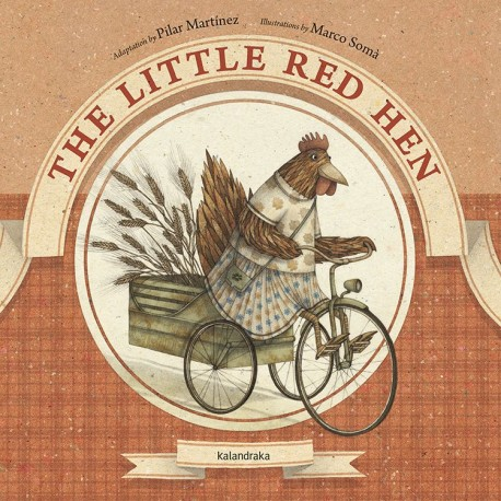 THLE LITTLE RED HEN