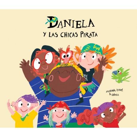 DANIELA Y LAS CHICAS PIRATA LIBRO