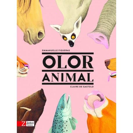 OLOR ANIMAL Libro