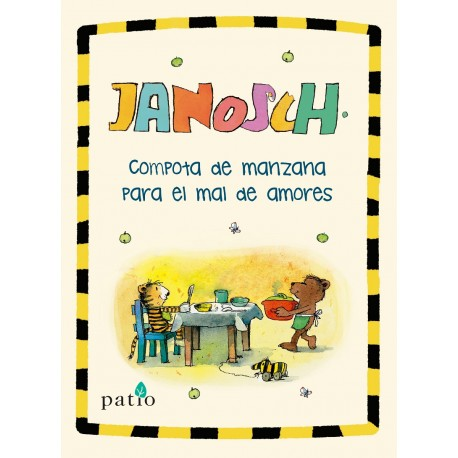 COMPOTA DE MANZANA PARA EL MAL DE AMORES Libro