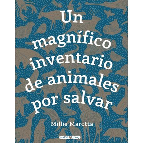 UN MAGNIFICO INVENTARIO DE ANIMALES POR SALVAR Maeva