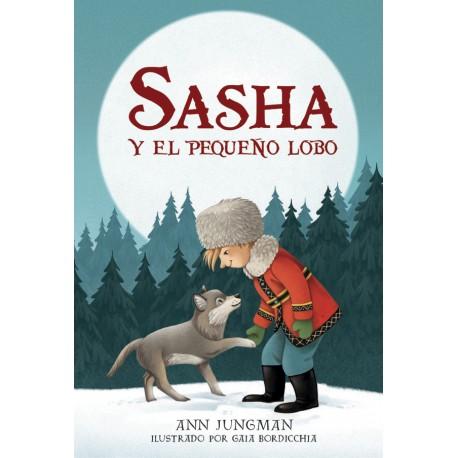 SASHA Y EL PEQUENO LOBO 978-84-246-6632-3